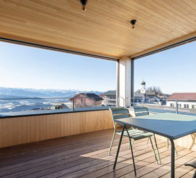 Panorama-Balkon